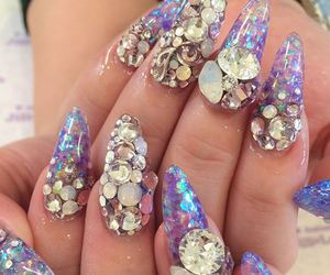 bling, deco, and fashion image