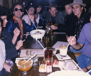 food, michael, and johnny depp image