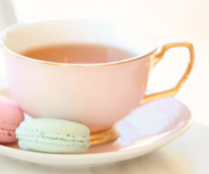cup and tea image