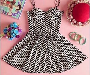 dress, fashion, and outfits image