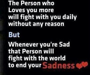 love, quotes, and sadness image