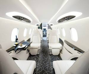 luxury, plane, and white image