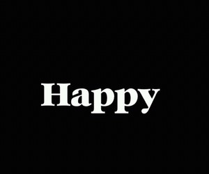black, happy, and heureux image