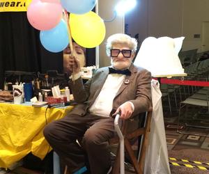 balloons, carl, and character image