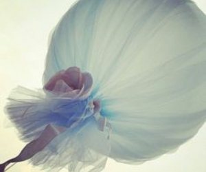 blue, diy, and flowers image