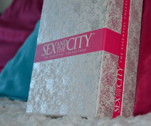 sex and the city and pink image