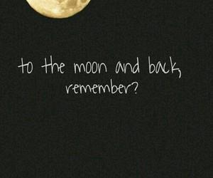 him, i, and moon image
