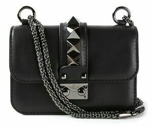 bags, shoulder bag, and Valentino image