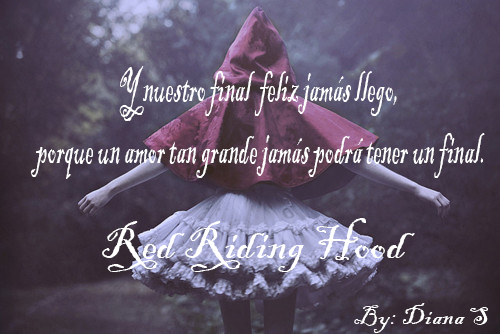Image About Love In Red Riding Hood By Diana S By Diana Swaan