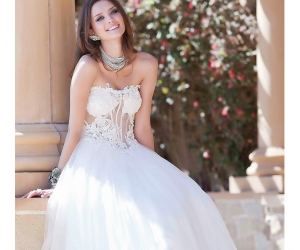 prom 2015, lace prom dresses, and long prom dresses image