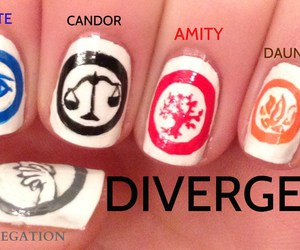 divergent, amity, and candor image