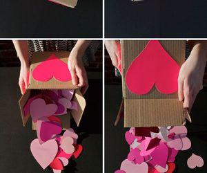 diy, heart, and box image