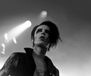 andy biersack, sexy, and black veil brides image