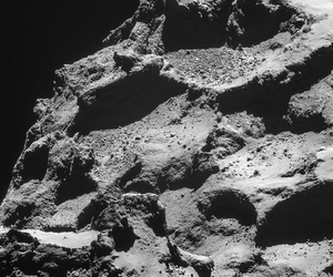 comet, cool, and black & white image