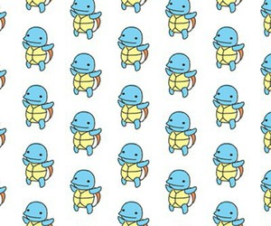 background, squirtle, and wallpaper image