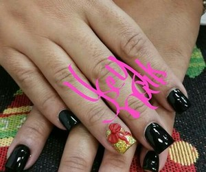 black, colores, and glitter image