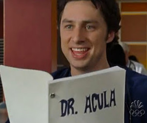 jd, scrubs, and dr acula image
