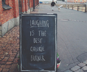 laugh, quote, and laughing image