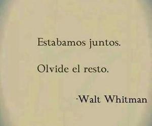 love, walt whitman, and juntos image