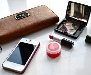 iphone, make up, and makeup image