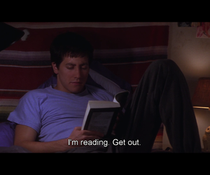 book, donnie darko, and get out image
