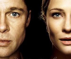 brad pitt, cate blanchett, and benjamin button image