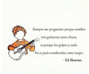 ed sheeran and frases image