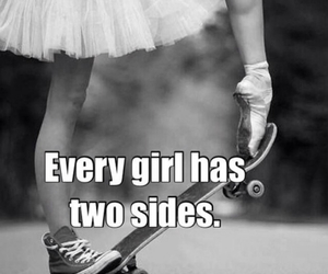 girl, ballet, and quotes image