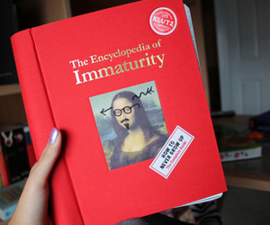photography, book, and immaturity image
