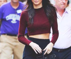 kendall jenner, outfit, and kardashian image