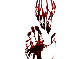 blood and hands image