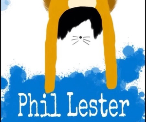 lion hat, youtube, and phil image