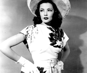Gene Tierney, 40s, and leave her to heaven image