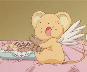 anime, kero, and cardcaptor sakura image