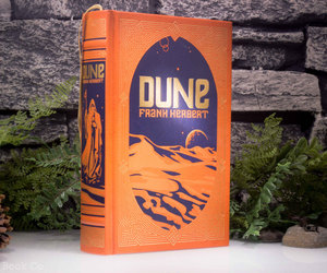 books, dune, and book image