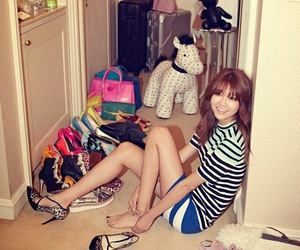 nylon, snsd, and sooyoung image