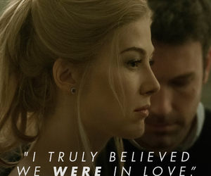 rosamund pike, gone girl, and amy dunne image