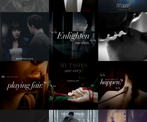 fifty shades of grey and christiangrey image