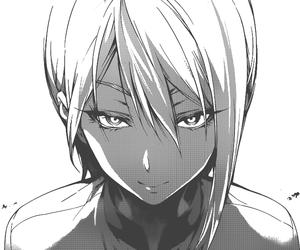 manga, anime, and shokugeki no souma image