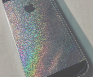 black, pale, and glitter image