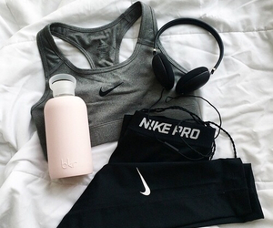 nike, fitness, and sport image