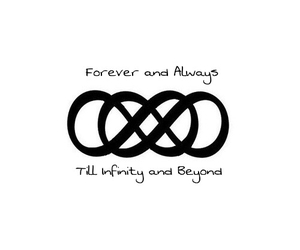 always, beyond, and forever image