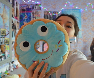 donuts, tumblr, and quality image