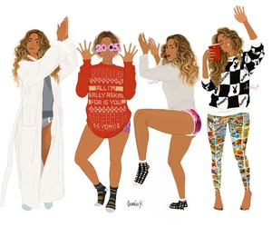 beyoncé, 7 11, and dance image