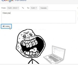 forever alone, funny, and google image