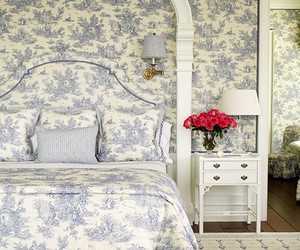 interior decorating, shabby chic, and vintage image