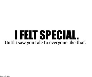 special, quote, and boy image