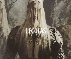 Legolas, LOTR, and the hobbit image