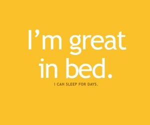 bed, sleep, and funny image
