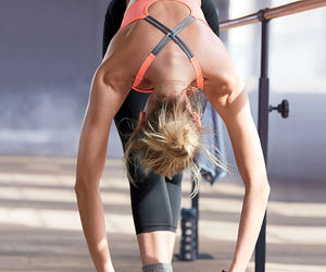 ballet, candice swanepoel, and vsx image